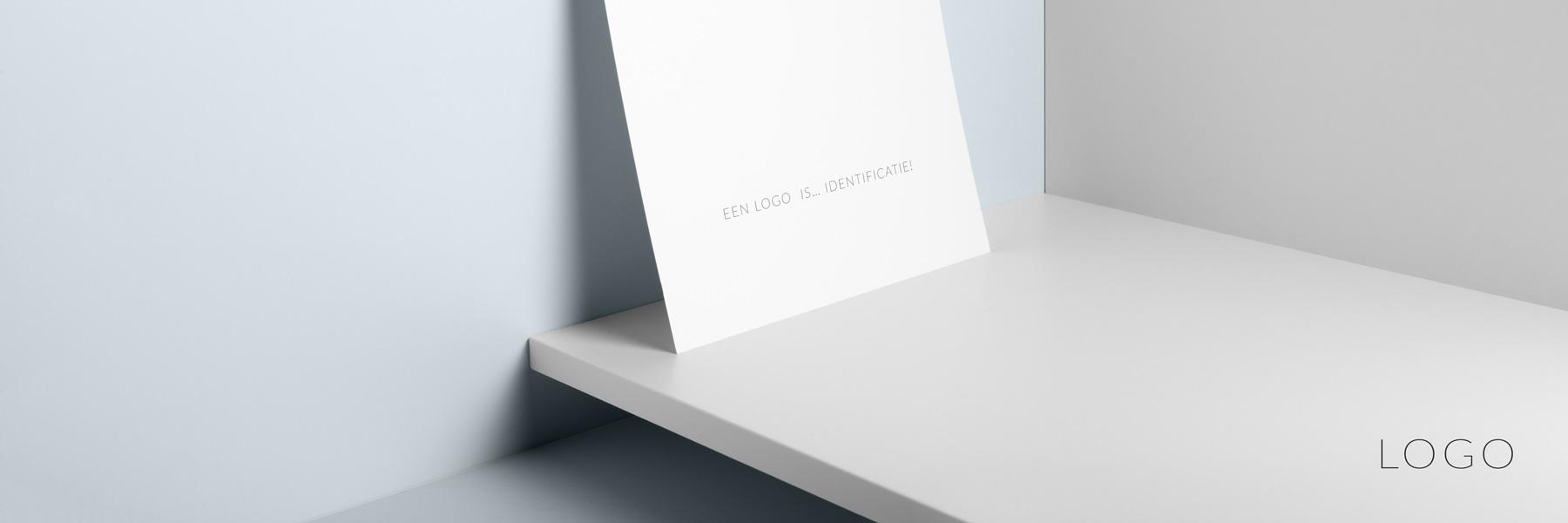 Grafisch zakelijk - logo - Een logo is je identiteit verpakt in een herkenbaar beeld- of woordmerk