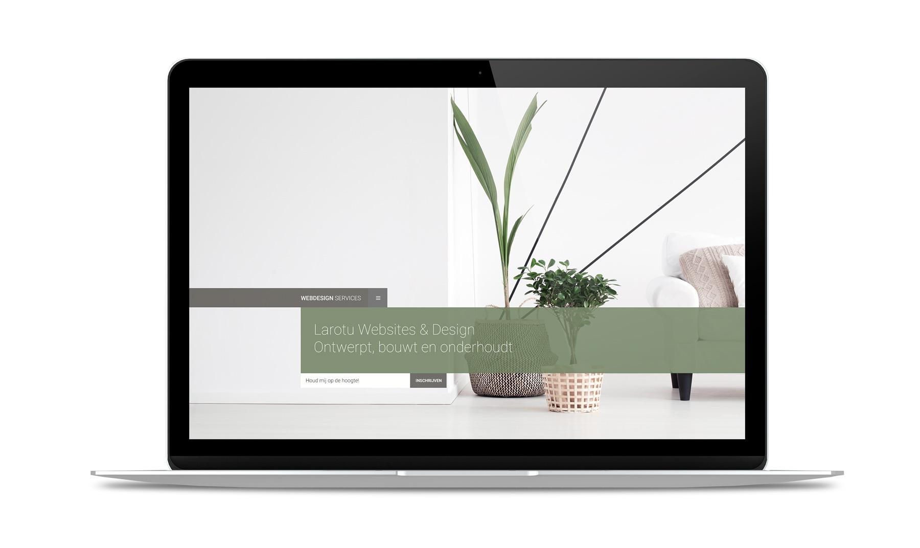 Een volledig pakket services voor je website