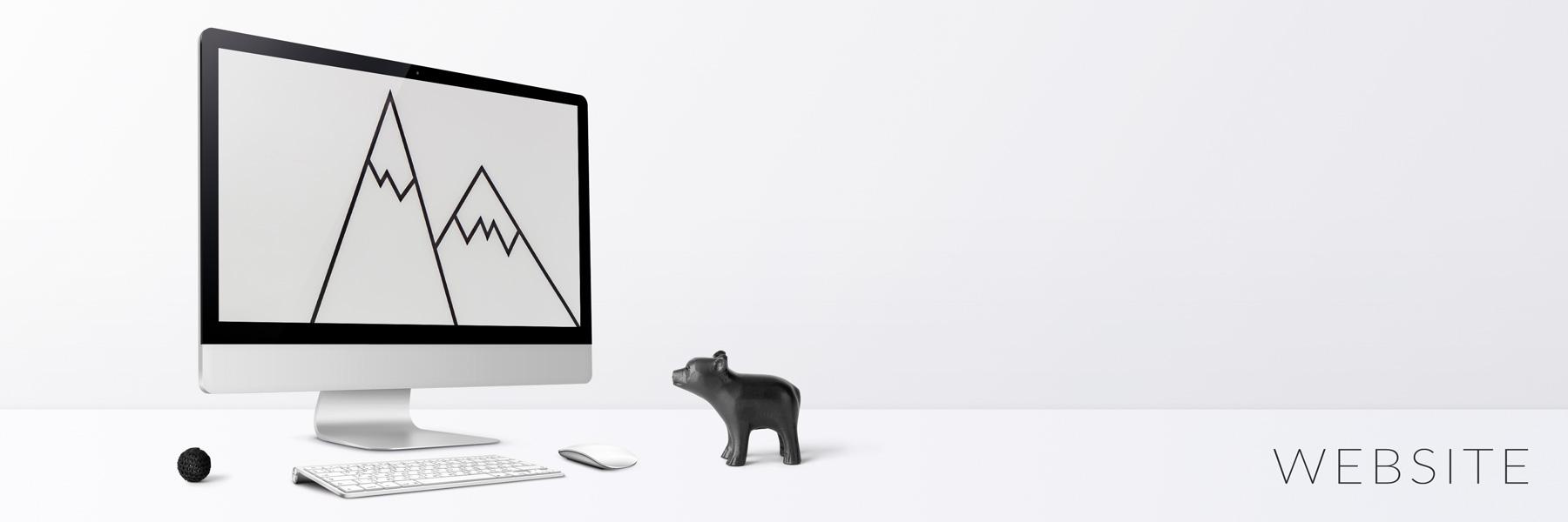 Websites voor kleine bedrijven en particulieren - je online-presentatie